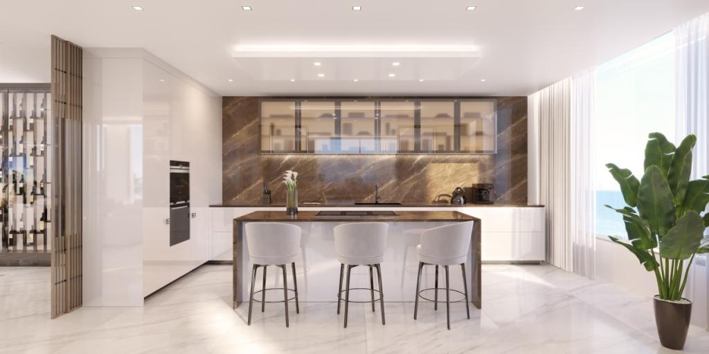 07. Sky Villa Kitchen
