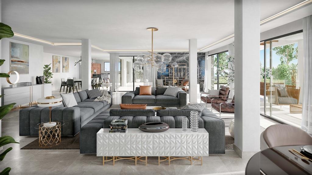 Ayame Livingroom