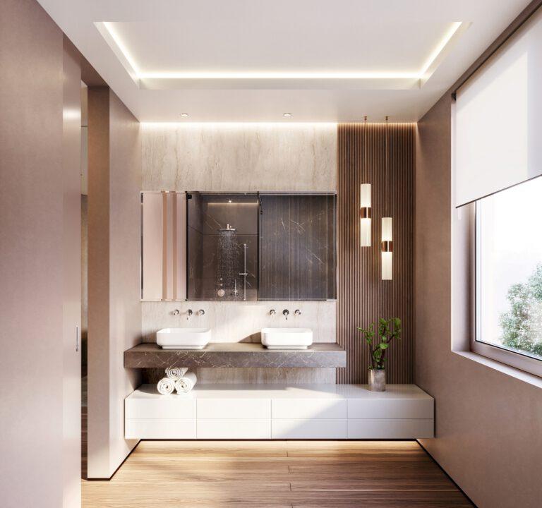 Marbella_Double Showvilla_Guest bathroom 01