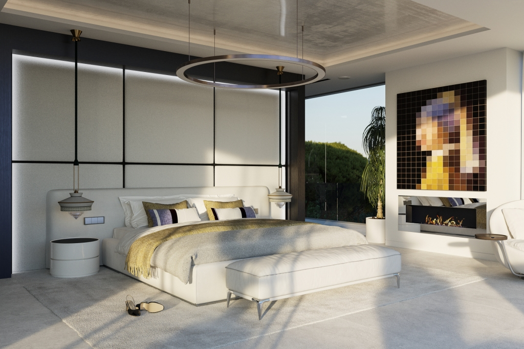 20 Master Bedroom 1