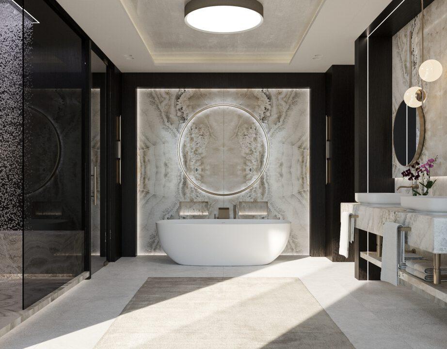 25 Master Bathroom 6