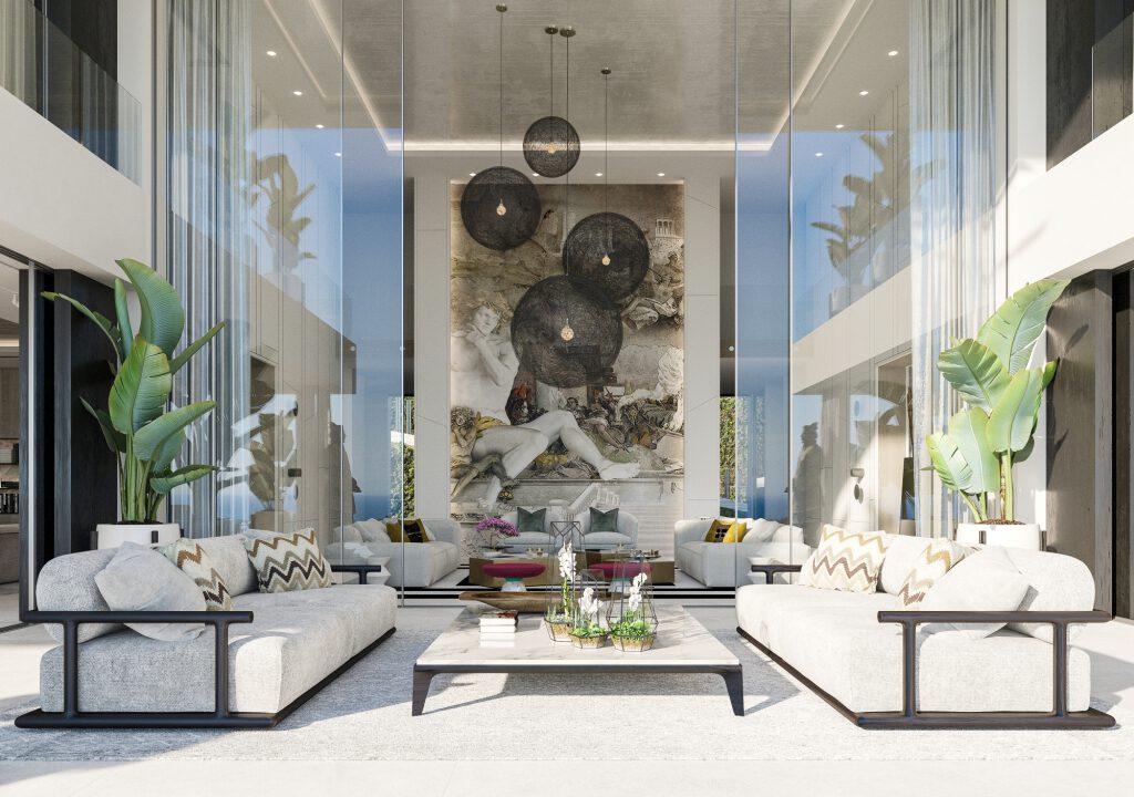 8 Formal Lounge Terrace 6